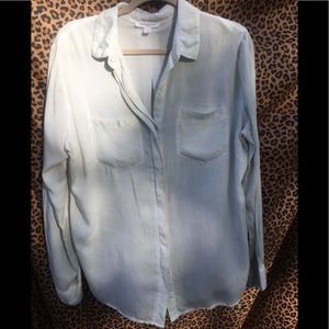 Beach Lunch lounge Blouse size L/G